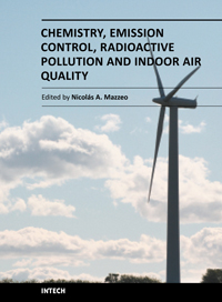 Chemistry, Emission Control, Radioactive Pollution and Indoor Air Quality
