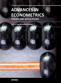 Advances in Econometrics - Theory and Applications