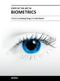 State of the art in Biometrics