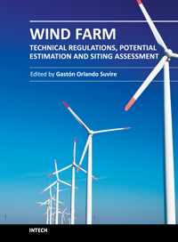 Wind Farm - Technical Regulations, Potential Estimation and Siting Assessment