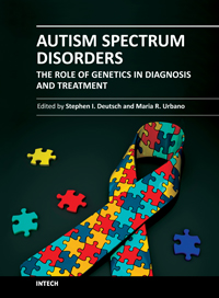 Autism Spectrum Disorders: The Role  ...