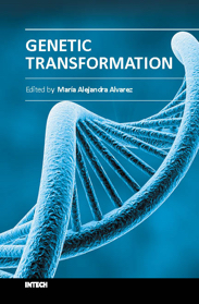 genetic transformation Some bacteria have another method of transferring dna and producing recombinants that does not require conjugation the conversion of one genotype into another by the.