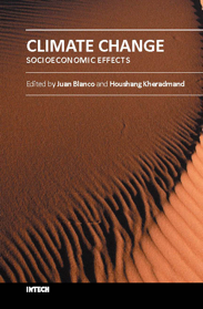 Climate Change - Socioeconomic Effects
