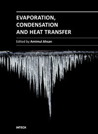Evaporation, Condensation and Heat transfer