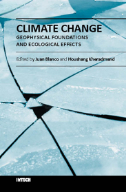Climate Change - Geophysical Foundations and Ecological Effects