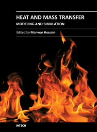 Heat and Mass Transfer - Modeling and Simulation