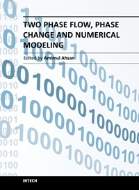 Two Phase Flow, Phase Change and Numerical Modeling