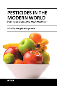 Pesticides in the Modern World - Pesticides Use and Management