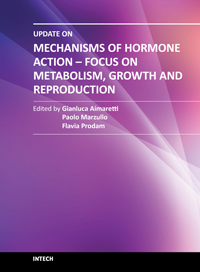 Update on Mechanisms of Hormone Action - Focus on Metabolism, Growth and Reproduction