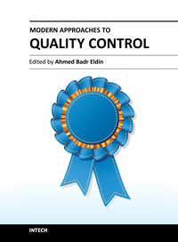 Modern Approaches To Quality Control