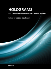 Holograms - Recording Materials and Applications