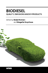 Biodiesel- Quality, Emissions and By-Products