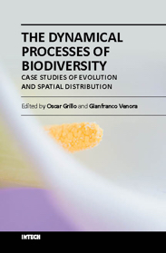 The Dynamical Processes of Biodiversity - Case Studies of Evolution and Spatial Distribution