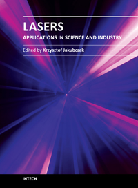 Lasers - Applications in Science and Industry
