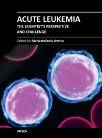 Acute Leukemia - The Scientist's Perspective and Challenge
