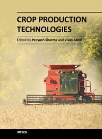 Crop Production Technologies