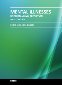 Mental Illnesses - Understanding, Prediction and Control
