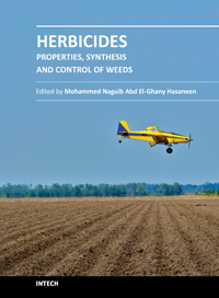 Herbicides - Properties, Synthesis and Control of Weeds