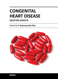 Congenital Heart Disease - Selected Aspects
