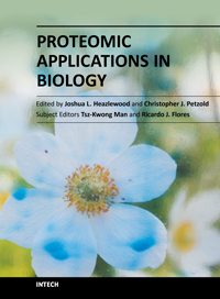 Proteomic Applications in Biology