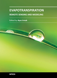 Evapotranspiration - Remote Sensing and Modeling