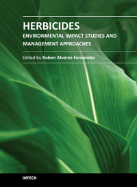 Herbicides - Environmental Impact Studies and Management Approaches