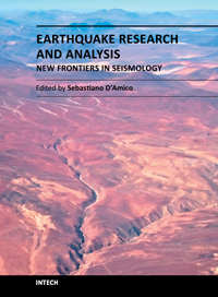 Earthquake Research and Analysis - New Frontiers in Seismology