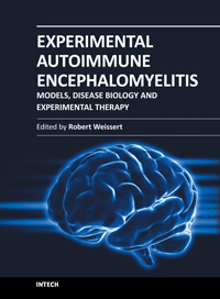 Experimental Autoimmune Encephalomyelitis - Models, Disease Biology and Experimental Therapy