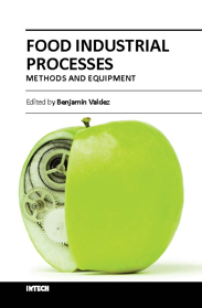 Food Industrial Processes - Methods and Equipment