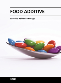 how food additives are classified and outline their role in food ...