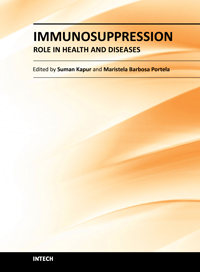 Immunosuppression - Role in Health and Diseases