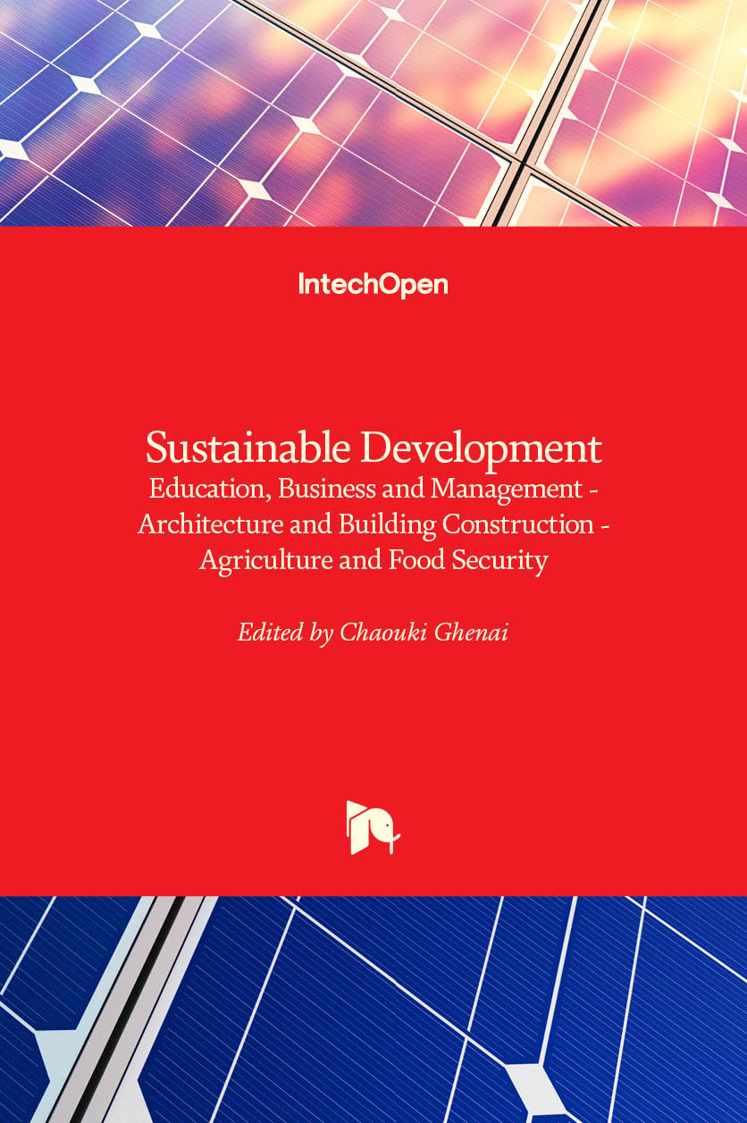 Sustainable Development - Education, Business and Management - Architecture and Building Construction - Agriculture and Food Security