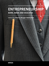 Entrepreneurship - Born, Made and Educated