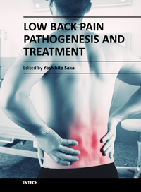 Low Back Pain Pathogenesis and Treatment