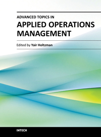 Advanced Topics in Applied Operations Management