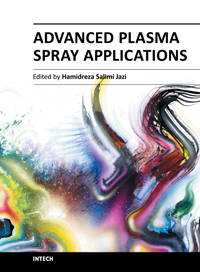 Advanced Plasma Spray Applications
