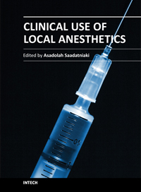 Clinical Use of Local Anesthetics