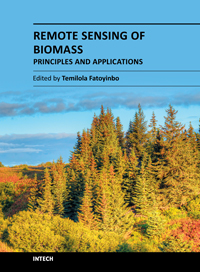 Remote Sensing of Biomass - Principles and Applications