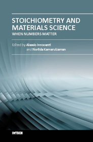 Stoichiometry and Materials Science - When Numbers Matter