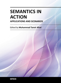 Semantics in Action - Applications and Scenarios