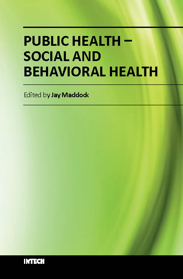 Public Health - Social and Behavioral Health