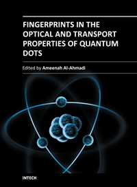 Fingerprints in the Optical and Transport Properties of Quantum Dots