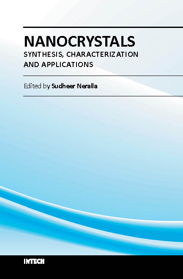 Nanocrystals - Synthesis, Characterization and Applications