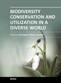Biodiversity Conservation and Utilization in a Diverse World