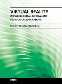 Virtual Reality in Psychological, Medical and Pedagogical Applications
