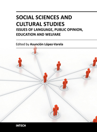 Social Sciences and Cultural Studies - Issues of Language, Public Opinion, Education and Welfare