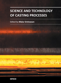 Science and Technology of Casting Processes