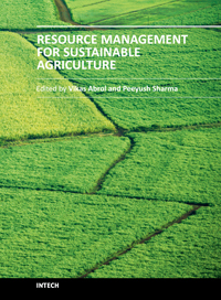 Resource Management for Sustainable Agriculture