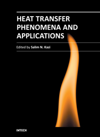 Heat Transfer Phenomena and Applications