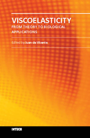 Viscoelasticity - From Theory to Biological Applications
